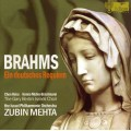Ein Deutsches Reqiuem : Mehta / Israel Philharmonic, G.Bertini Israel Choir, C.R