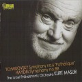 海頓:交響曲第88號、柴可夫斯基:第六號交響曲「悲愴」 Kurt Masur conducts Tchaikovsky & Haydn