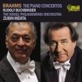 布拉姆斯:第一、二號鋼琴協奏曲 Brahms:Piano Concertos Nos. 1 & 2, etc.