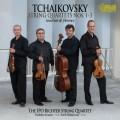 (2CD)柴可夫斯基:弦樂四重奏第1-3號