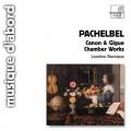 帕海貝爾:卡農與基格舞曲、室內樂曲 Pachelbel:Canon & Gigue、Chamber Works
