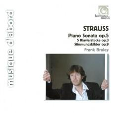 理查‧史特勞斯:鋼琴作品集 R. Strauss:Piano Works