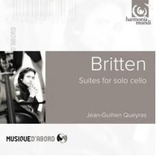 尚-古漢.奎拉斯 / 布列頓:大提琴獨奏組曲,第1-3號  ean-Guihen Queyras / Britten: Suites for solo cello