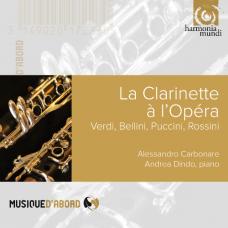 歌劇院豎笛之夜~義大利歌劇名曲選粹 A Clarinet at the Opera