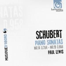 保羅.路易斯 / 舒伯特:鋼琴奏鳴曲第14,19號_保羅路易斯  Paul Lewis / Schubert: Sonatas D.784 & D.958