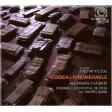 亞歷山大.薩洛/西耶瑞.派庫:[無盡群鳥]及鋼琴作品集 Alexandre Tharaud/Pecou:L'Oiseau innumerable