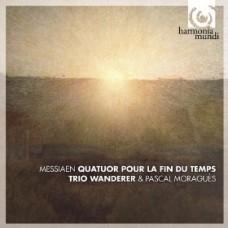 梅湘:世界末日四重奏 (流浪者三重奏) Messiaen:Quatuor pour la Fin du Temps (Trio Wanderer)