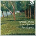 流浪者三重奏&塔梅斯提/佛瑞:鋼琴四重奏 Trio Wanderer&Tamestit/Faure:Piano Quartets no. 1 in C minor & no.2 in G minor
