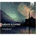 拉威爾,德布西及杜迪耶:弦樂四重奏 Ravel, Debussy & Dutilleux: String Quartets