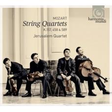 莫札特:弦樂四重奏 Mozart:String Quartets Nos. 4, 17 & 22