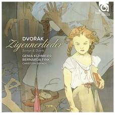 德佛札克:歌曲集&二重唱集 (芬克/庫梅爾/伯納) Dvorak:Songs / Duets (Fink, Kühmeier, Berner)