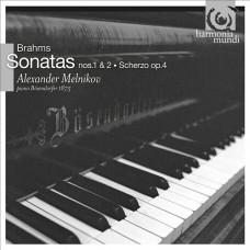 布拉姆斯:第一、二號鋼琴奏鳴曲 Brahms:Piano Sonatas Nos.1 & 2