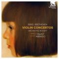 貝多芬、貝爾格:小提琴協奏曲 Beethoven & Berg:Violin Concertos