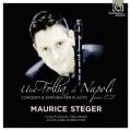 1725年拿波里的直笛協奏曲與交響曲 Una follia di Napoli 1725 Concerti & Sinfonie per flauto