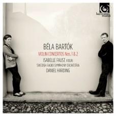 巴爾托克:第一、二號小提琴協奏曲 Bartok:Violin Concerto Nos.1 & 2