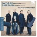 德佛札克:第12號弦樂四重奏「美國」、史麥塔納:第一號弦樂四重奏「我的生涯」 DVORAK & SMETANA:String Quartets