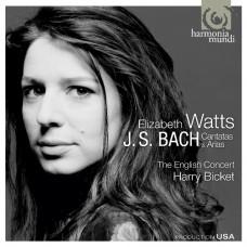 巴哈:清唱劇與詠嘆調選曲 Bach:Cantatas & Arias