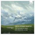 布拉姆斯:豎笛五重奏Op.115、鋼琴五重奏Op.34 Brahms:Quintets Op.34 & Op.115