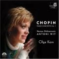 蕭邦:第一號鋼琴協奏曲及四首獨奏作品 Chopin:Concerto pour piano no.1