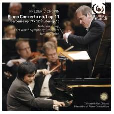Chopin:Piano Concerto No.1 蕭邦:第一號鋼琴協奏曲、搖籃曲、練習曲