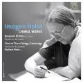 伊茉根霍爾斯特: 合唱作品集 Imogen Holst: Choral Works