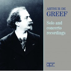 (4CD)Arthur de Greef – Solo and concerto recordings