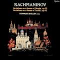 拉赫曼尼諾夫 : 蕭邦主題變奏曲,作品22、柯列里主題變奏曲,作品42 Rachmaninov:Variations
