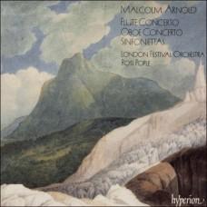阿諾德:協奏曲與小交響曲 Arnold:Sinfoniettas & Concertos (Ross Pople, London Festival Orchestra)