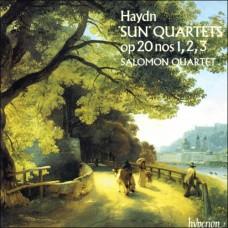 海頓:《太陽》弦樂四重奏, 作品第二十號, 第一~三首 Haydn:Sun String Quartets Op 20 Nos 1 2 3