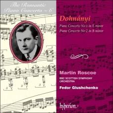 浪漫鋼琴協奏曲06 - 杜南伊:第1、2號鋼琴協奏曲 The Romantic Piano Concerto 6 - Dohnanyi: Piano Concertos