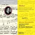 浪漫鋼琴協奏曲10 - 韋伯:第一、二號鋼琴協奏曲、鋼琴協奏小品 The Romantic Piano Concerto 10 - Weber:Piano Concertos Nos 1 & 2, Konzertstuck