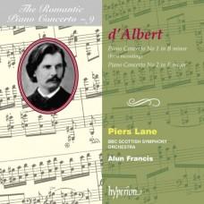 浪漫鋼琴協奏曲09 - 達貝爾:第一、二號鋼琴協奏曲 The Romantic Piano Concerto 9 - D'Albert:Piano Concertos