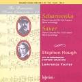 浪漫鋼琴協奏曲11 - 夏爾溫卡、梭爾 (史帝芬.賀夫, 鋼琴) The Romantic Piano Concertos Vol. 11 - Scharwenka & Sauer (S. Hough, City of Birmingham Symphony Orchestra, L. Foster)