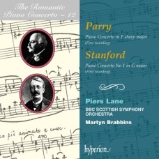浪漫鋼琴協奏曲12 - 史丹佛、帕瑞:鋼琴協奏曲 The Romantic Piano Concerto 12 - Parry and Stanford