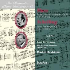 浪漫鋼琴協奏曲16 - 胡斯:B大調鋼琴協奏曲,作品10、謝林:鋼琴幻想組曲作品7 The Romantic Piano Concerto 16  - Huss:Piano Concerto、Schelling:Suite Fantastique