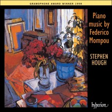 孟波:鋼琴音樂 (史帝芬.賀夫, 鋼琴) Mompou:Piano Music (Stephen Hough, piano)