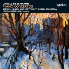 洛威.李伯曼:第一、二號鋼琴協奏曲 Lowell Liebermann:Piano Concertos Nos. 1 & 2 (Stephen Hough, piano / BBC Scottish Symphony Orchestra / Lowell Liebermann)