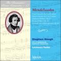浪漫鋼琴協奏曲17 - 孟德爾頌:第一、二號鋼琴協奏曲、華麗綺想曲、華麗輪旋曲、小夜曲 The Romantic Piano Concerto 17 - Mendelssohn: Piano Concertos (S. Hough, piano / City of Birmingham Symphony Orchestra / L. Foster)