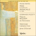馬丁:雙合唱團彌撒」、皮才悌:「安魂彌撒」 Martin:Mass for Double Choir |Pizzetti:Messa di Requiem (James O'donnell, The Choir of westminster Catheral)