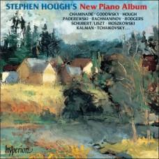 史帝芬.賀夫 / 帕德瑞夫斯基、拉赫曼尼諾夫、賀夫、羅傑斯等人作品集 Stephen Hough's New Piano Album Paderewski, Rachmaninov, Hough