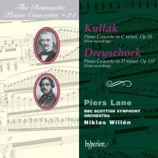 浪漫鋼琴協奏曲21 - 庫拉克:C小調鋼琴協奏曲、德萊修克:D小調鋼琴協奏曲 The Romantic Piano Concerto 21 - Kullak & Dreyschock:Piano Concertos