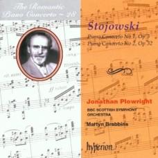 浪漫鋼琴協奏曲28 - 史托約夫斯基:第1號鋼琴協奏曲,Op3、第2號鋼琴協奏曲,Op32 (普洛萊特, 鋼琴) The Romantic Piano Concerto 28 - Zygmunt Stojowski (Plowright, piano)
