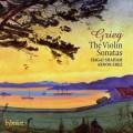 葛利格:小提琴奏鳴曲全集 Grieg:The Violin Sonatas