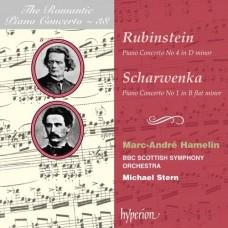 浪漫鋼琴協奏曲38 - 安東.魯賓斯坦:D小調第四號鋼琴協奏曲/夏爾溫卡:降B小調第一號鋼琴協奏曲 The Romantic Piano Concerto 38 - Rubinstein:Piano concerto 4.Scharwenka:Piano Concerto 1