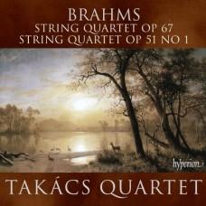 史帝芬賀夫/布拉姆斯:第一、三號弦樂四重奏 Brahms:String Quartets Nos. 1 & 3