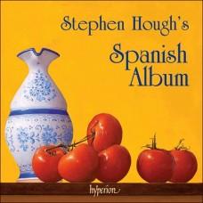 史帝芬.賀夫的西班牙鋼琴專輯 Stephen Hough's Spanish Album