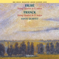 佛瑞 & 法朗克:弦樂四重奏 Faure & Franck:String Quartets