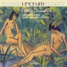 亨德密特:中提琴作品集第一集 Hindemith:Sonatas for Viola and Piano Vol.1