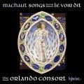 馬肖:真言集歌曲選 Machaut: Songs from Le Voir Dit