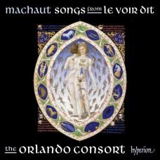馬肖:真言集歌曲選 Machaut: Songs from Le Voir Dit